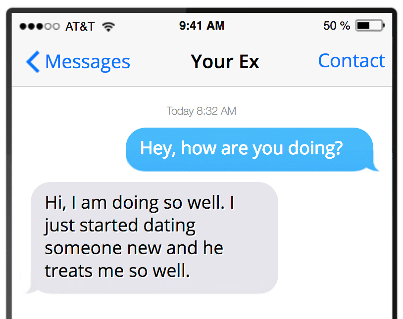 Ex come back girlfriend will What Makes